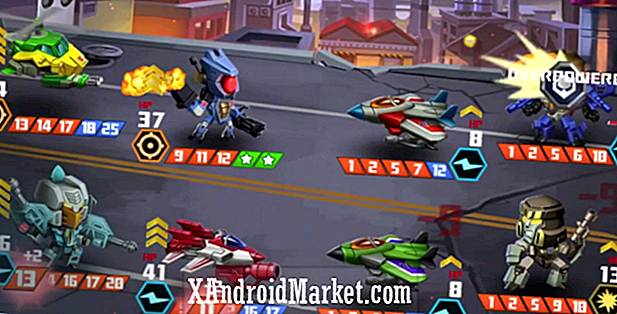 Transformers: Battle Tactics fait son chemin vers le Play Store