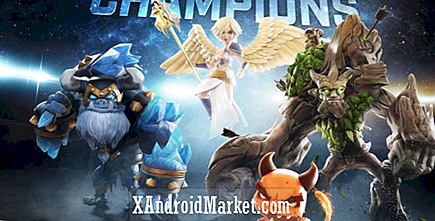 Call of Champions de Spacetime Games s'est dirigé vers le Play Store en 2015 (Mise à jour: disponible maintenant!)