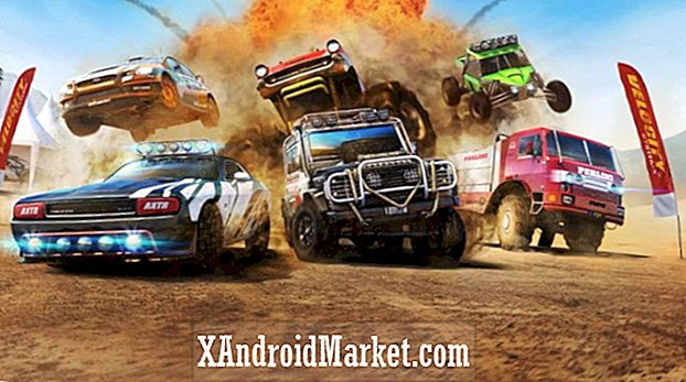 Asfalt Xtreme laver sin off-road racing debut i Google Play Butik