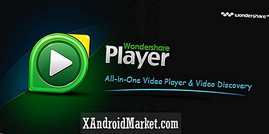 Wondershare Player: Multi-format multimedieafspiller, videoopdagelse og streaming af medier til Android