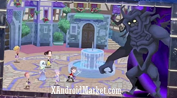 Kingdom Hearts Unchained Key kommer til mobil (trailer)