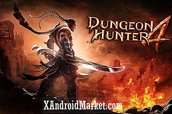 Gameloft taquine Dungeon Hunter 4