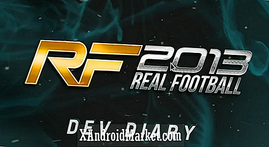 Gameloft publiceert dagboek voor Real Football 2013 [video]