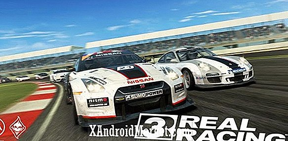 Real Racing 3 til Android for at få Dubai opdatering snart