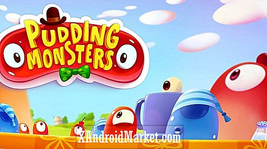 Pudding Monsters maintenant disponible via Google Play