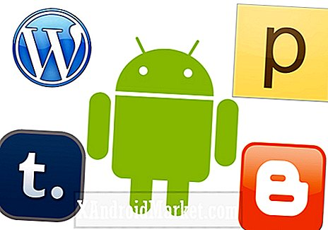 Top 6 Bedste Blogging Apps til Android-telefoner og tabletter