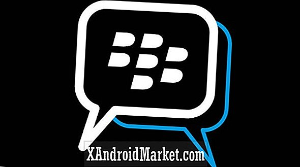 BlackBerry Messenger til Android app out men ikke fungerer;  sagde at ankomme den 19. september