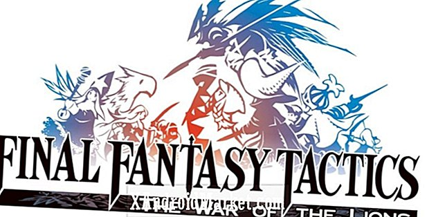 """Final Fantasty Tactics: Lions Krig"" kommer på Android"