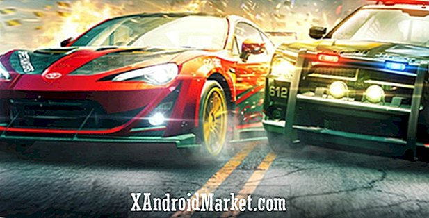 Need for Speed: la pré-inscription commence dans le Play Store