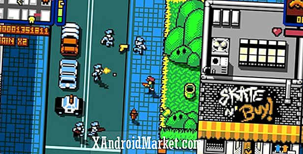 Retro City Rampage DX, inspiré de GTA, disponible sur Android