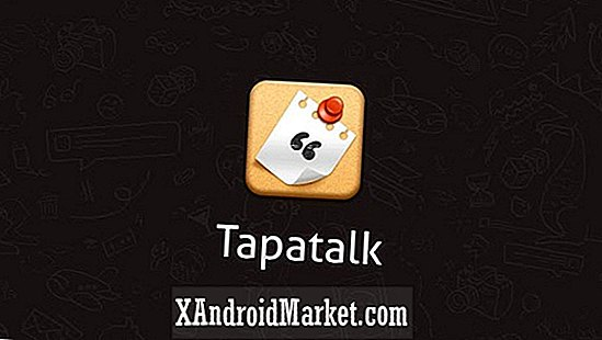 Tapatalk HD beta för Android-tabletter får en Google Play-utgåva