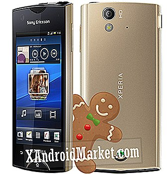 Opdatering af din Sony Ericsson Xperia Ray med CyanogenMod 7.1 Gingerbread 2.3.7 Firmware