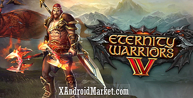 Glu Mobile lance son RPG gratuit Eternity Warriors 4 sur le Play Store