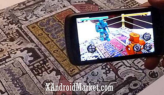 Beste augmented reality (AR) -games voor Android