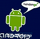 Le magasin d'applications de Handango pour Android maintenant en ligne