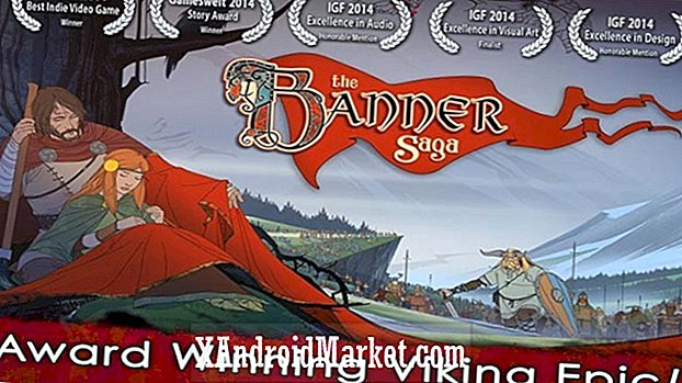 The Banner Saga - Application indépendante du jour