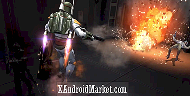 Star Wars: Galaxy of Heroes de EA ahora está en Google Play