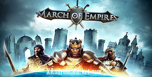 (Update: nu verkrijgbaar!) March of Empires: een meeslepende online multiplayer-strategie van Gameloft
