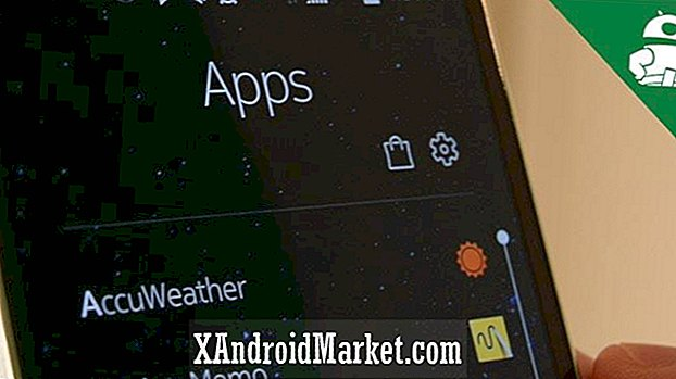 Nokia Z Launcher rask utseende!  (Video)