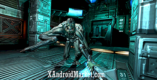 Doom 3: Edición BFG ahora disponible en Google Play para el televisor y la tableta Shield de Nvidia con Android