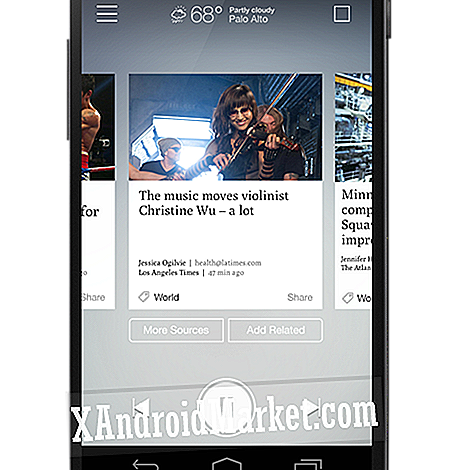 Newsbeat review - Android Autoriteit