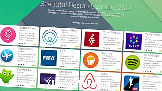 Google Beautiful Design Collection wordt bijgewerkt: Spotify, Lumosity en 10 anderen