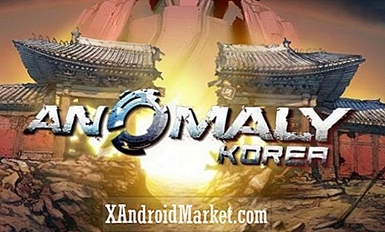 Anomaly Korea lander på Google Play for $ 2,83