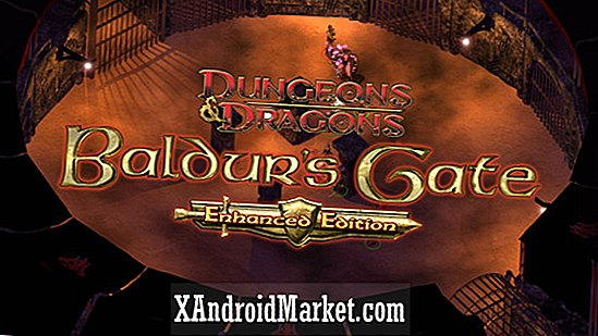 Baldur's Gate Enhanced Edition kommer til Android tabletter 28. november
