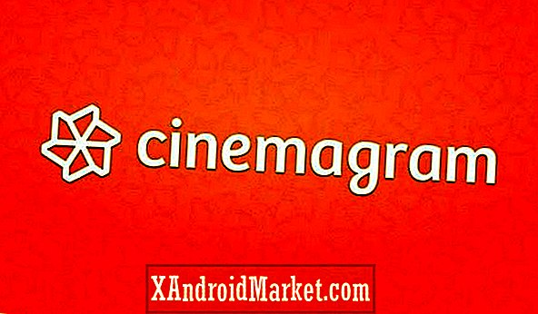 Cinemagram treffer Android, lager GIF og looping video