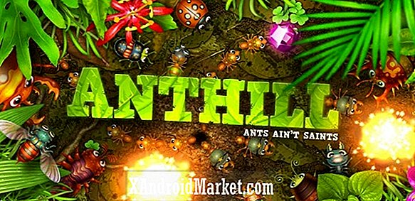 Anthill arrive sur Android