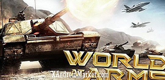 World at Arms combina la simulación, la estrategia y la acción de Gameloft, disponibles de forma gratuita desde Google Play.
