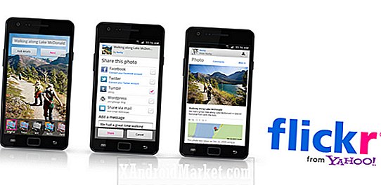 Major overhaling kommer til Flickr for Android
