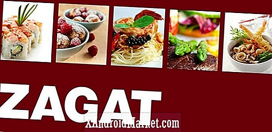 Zagat for Android har lanserat en ny version av Zagat