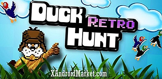 Duck Retro Hunt skjuter in i Play Store