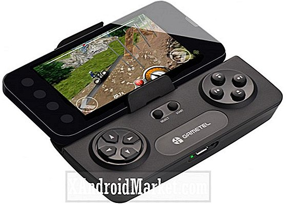 Gametel Bluetooth-controller - Xperia Play is niet langer speciaal