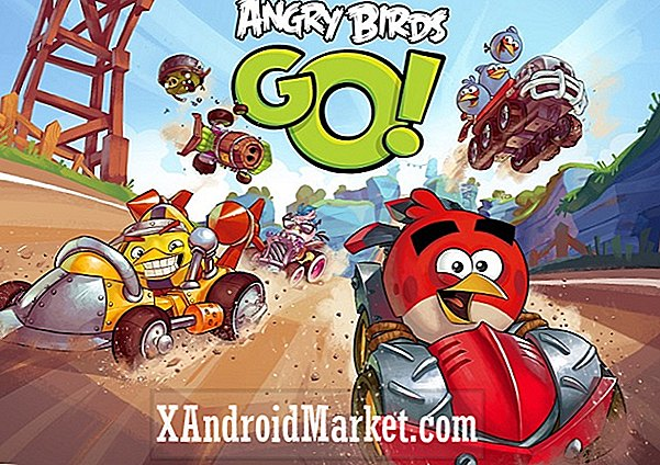 Listo, listo, listo: Angry Birds Disponible ahora en Play Store