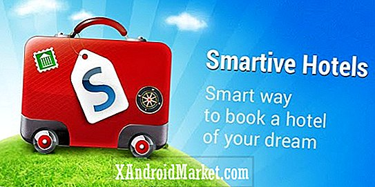 Smartive Hotels: Hotellbestilling app for Android
