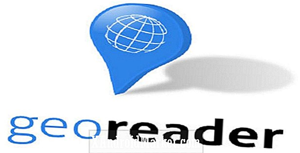 Georeader Android App La revue