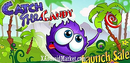 Flash-baserede hit Catch The Candy lander på Android