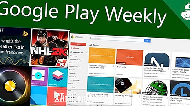 5 applications Android à ne pas manquer cette semaine!  - Google Play Weekly