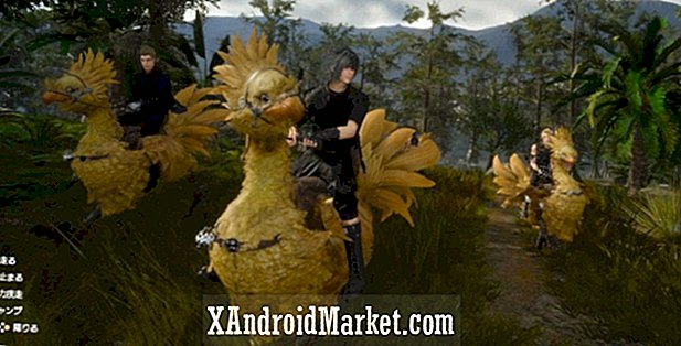 Mobile Strike og Game of War-udviklere laver en Final Fantasy XV Mobile MMO