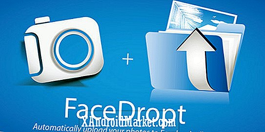 FaceDropt: Bil uploader fotos til Facebook