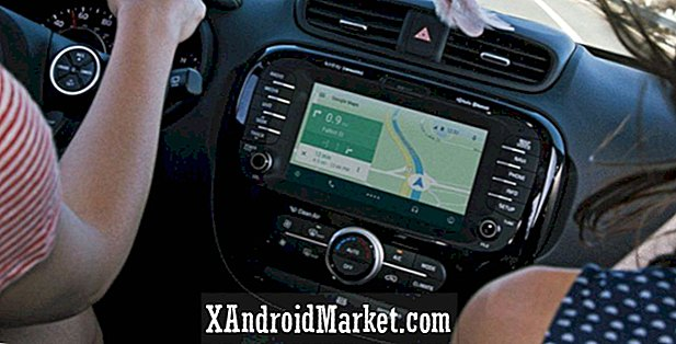 Google publiserer Android Auto App i Play Store