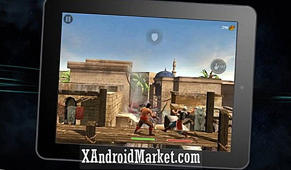 Prince of Persia - The Shadow and the Flame bliver moderne mobile makeover [video]