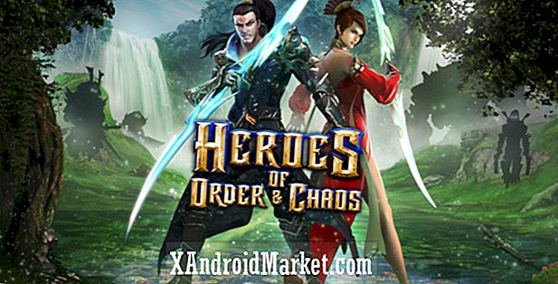 Spectator Fashion, nieuwe personages en meer komen naar Gameloft's Heroes of Order & Chaos