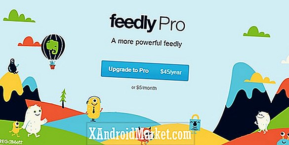 Feedly lance Feedly Pro à 45 $ par an