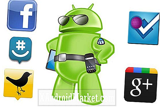 Top 5 beste sociale media-apps voor je Android-smartphone