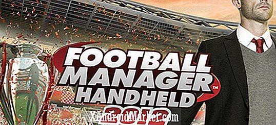 """Football Manager Handheld 2012"" på Android den 11. april"