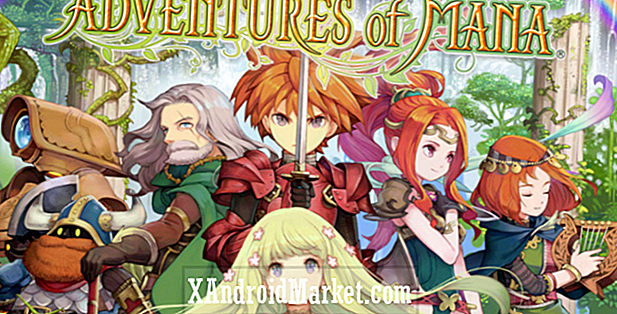 Lancement d'Aventures of Mana de Square Enix sur Android