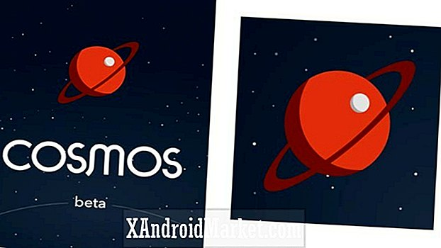 Cosmos Browser - Application indépendante du jour